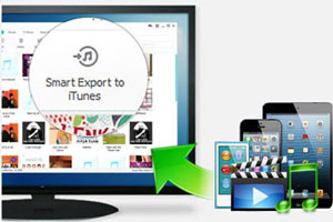 Export iDevices Files