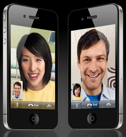 iPhone Video Calling - FaceTime