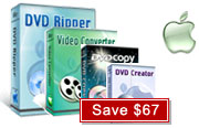 All-in-one Converter Pack for Mac OS X