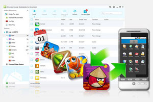 Android Apps Manager
