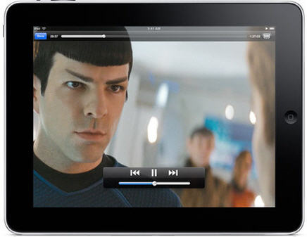 iPad Video Player