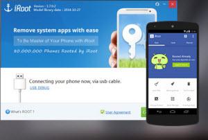 Desktop App - iRoot