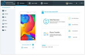 Desktop App - MobileGo