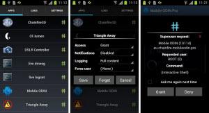 Android App - SuperSU