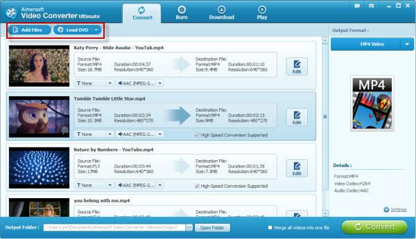Ultimate DVD Video Converter Screenshot
