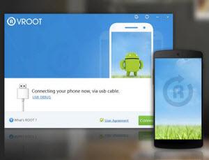 Desktop App - VRoot