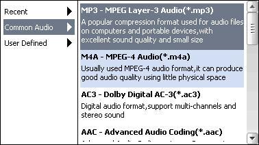 convert iTunes music to mp3