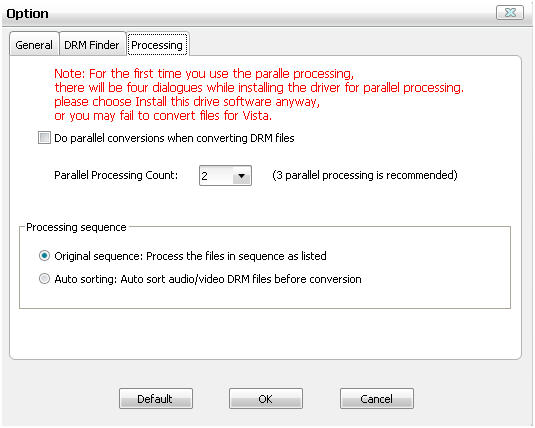 iTunes DRM files