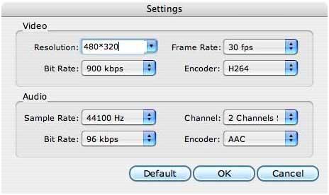 convert ts video on mac