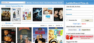 Free Movie Website - Letmewatchthis