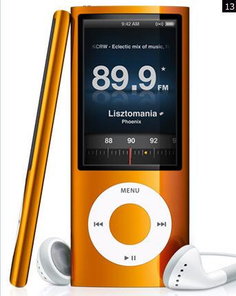 iPod nano with FM Radio