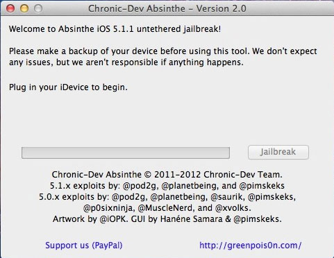 Jailbreak iOS 5 for free and safe