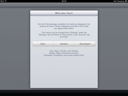 Jailbreak iPad 2 safe