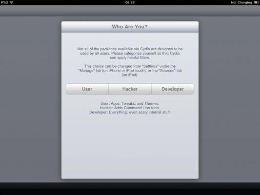 Jailbreak iPad 2 safe