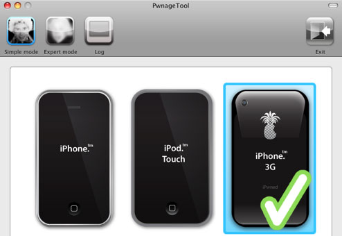 Jailbreak iPhone 3G and iPhone