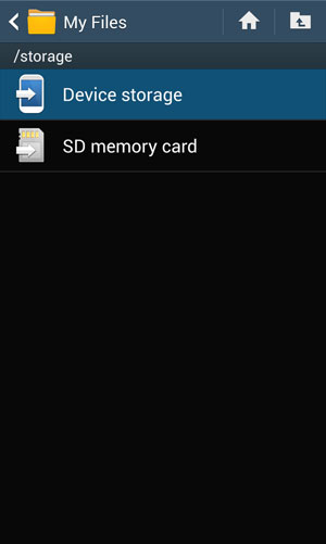 Transfer Photos from Internal Storage to SD Card 3