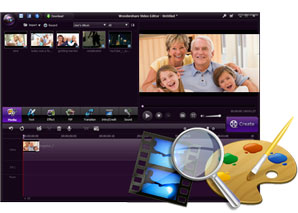 Easy to use video editor