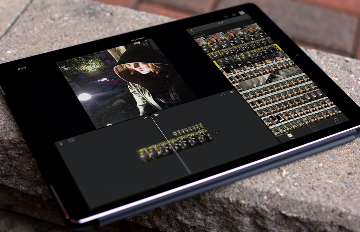 Make Music Video With iPad