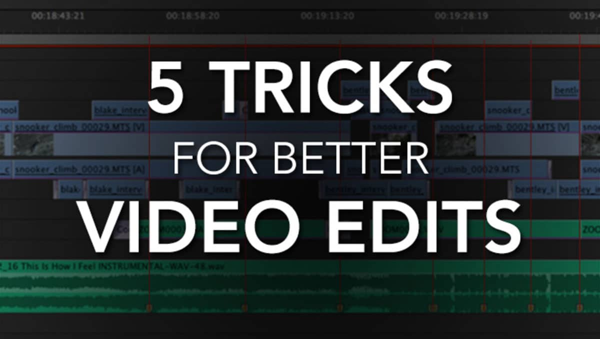 Tips about Video Editing and Video Format