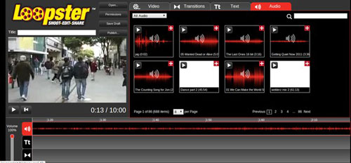 loopster-online-video-editor