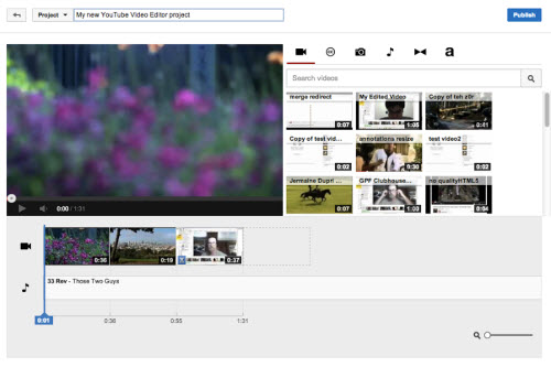 youtube-online-video-editor