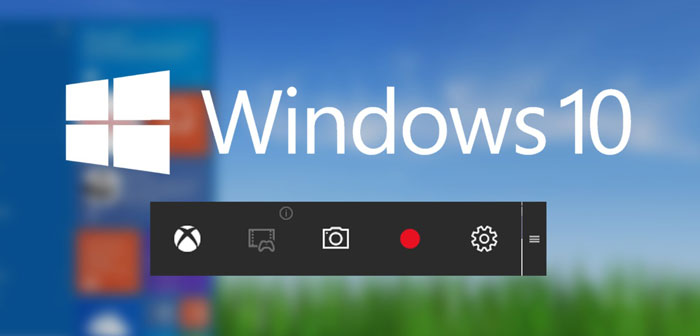Windows 10 Screen Recorder