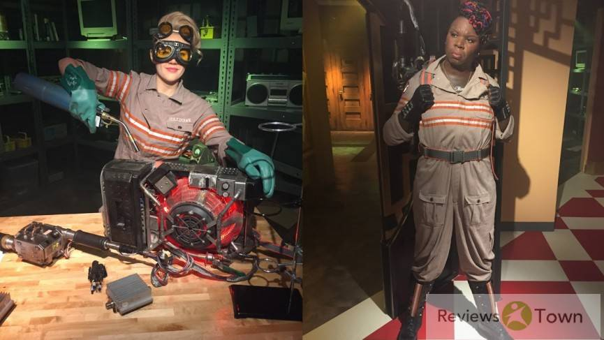 Ghostbusters VR Experience