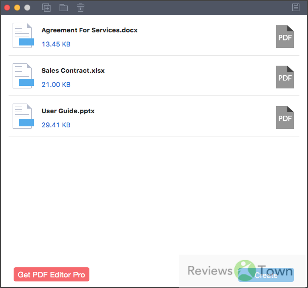 Top 10 Doc to PDF Converter on Windows and Mac | ReviewsTown