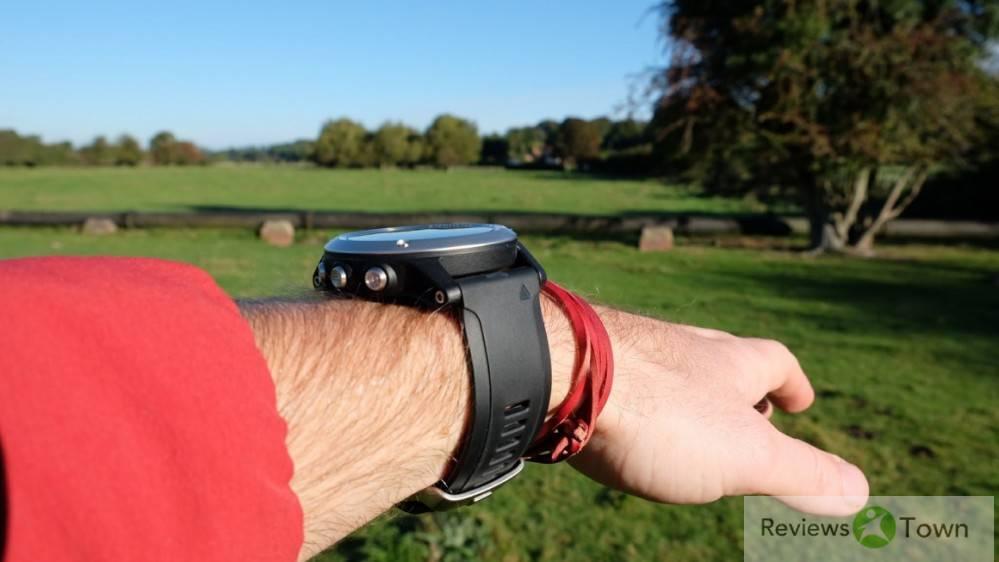 Garmin Fenix 3 HR Smartwatch Review
