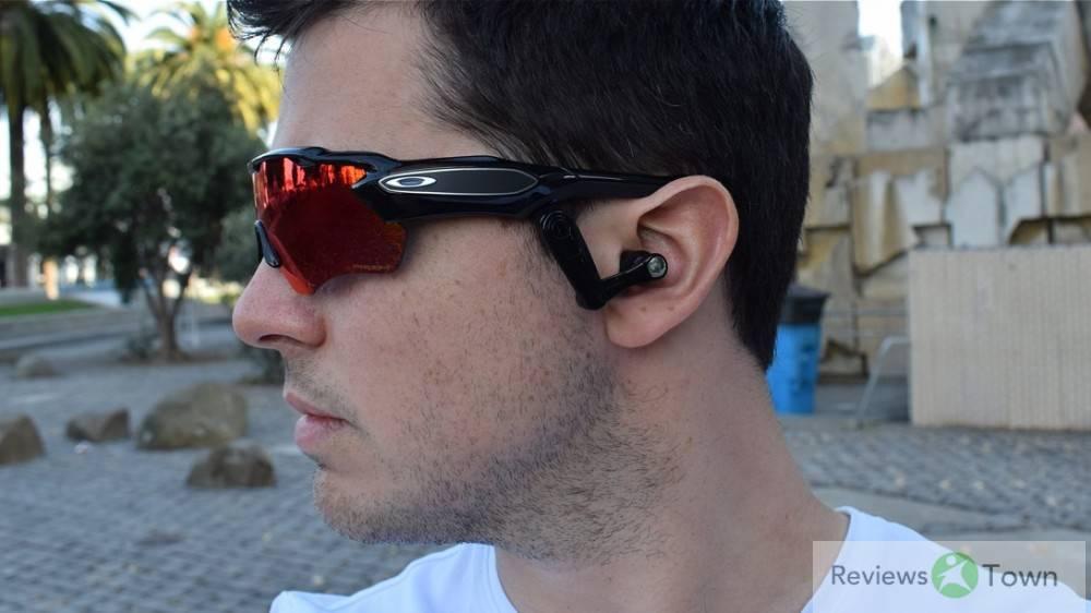 f69b6c49f44 Sunglasses Oakley Radar Pace Review