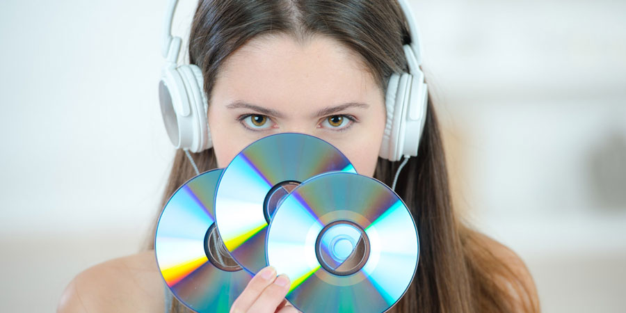 How to Burn iPod Songs to CD and DVD
