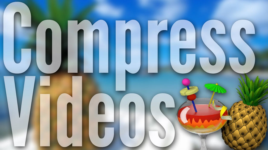 How to Compress Videos - Reduce Video File Size