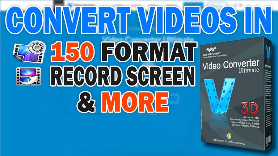 All In One DVD Video Converter Suite