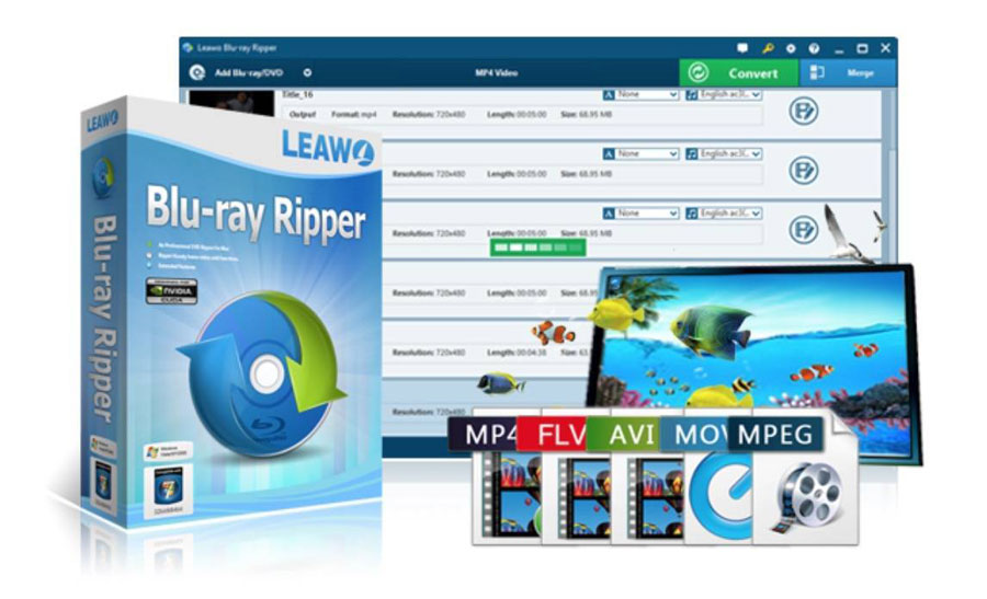 Leawo Blu-ray Converter