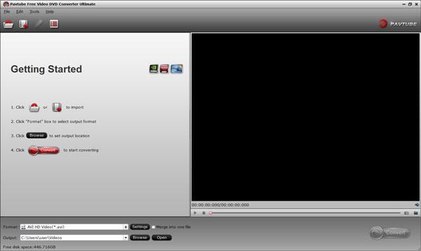 Pavtube iPod Converter Ultimate Screenshot