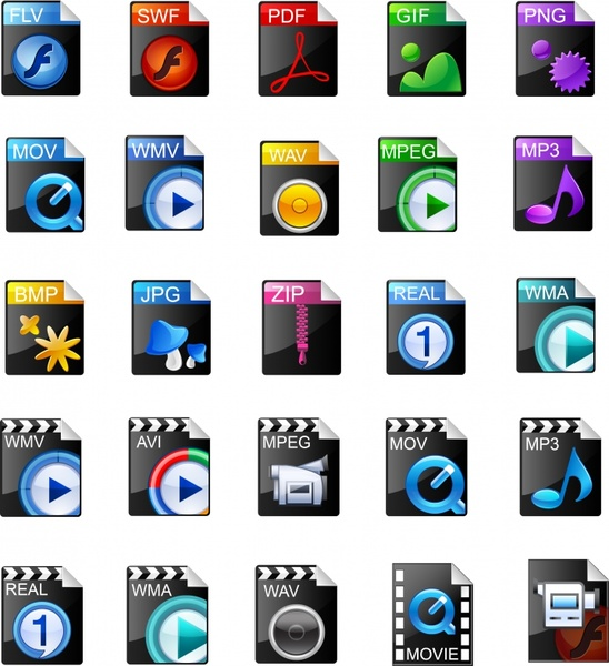 Supported Video Audio Formats