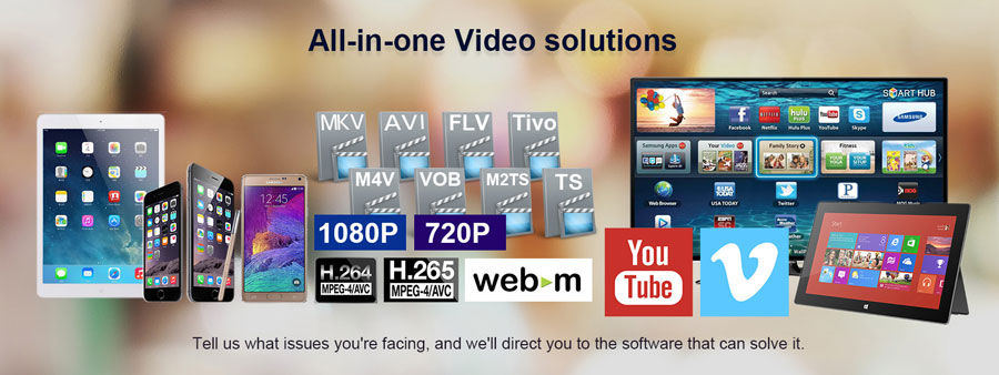 All In One Video Converter