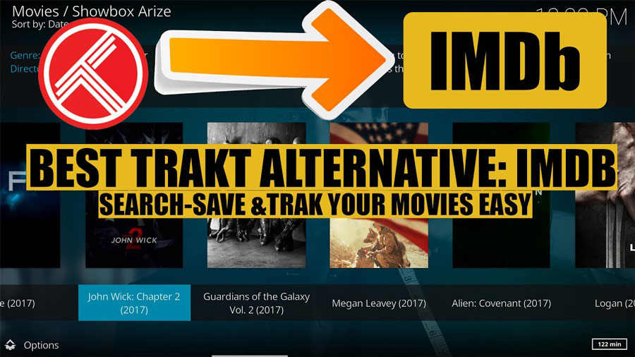 IMDB Alternatives