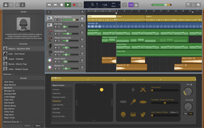 Free Voice Recording Softwar Garageband