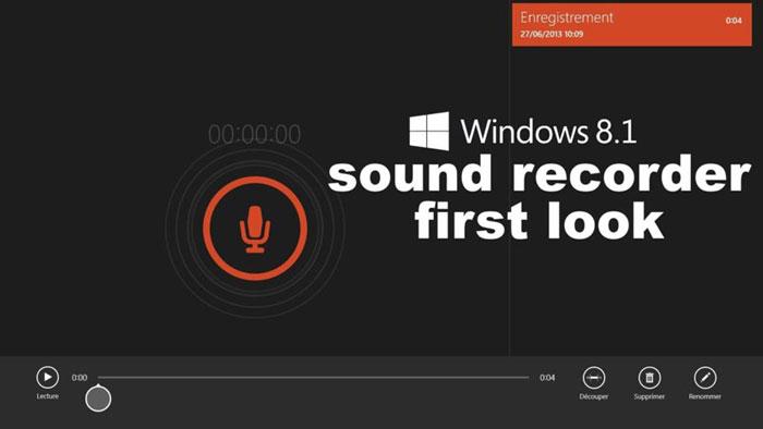Free Voice Recording Softwar WSR