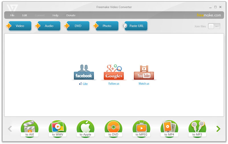 Freemake Video Converter Review 1