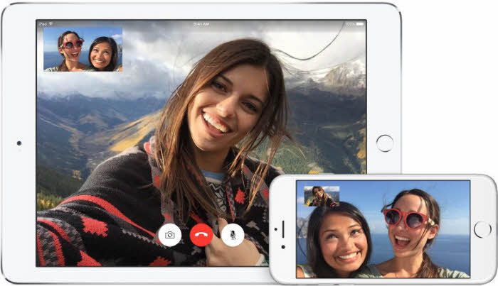 iOS 11 hidden features - Improved FaceTime screenshots