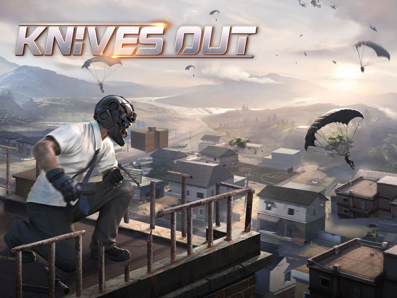 Keives Out PUBG Games