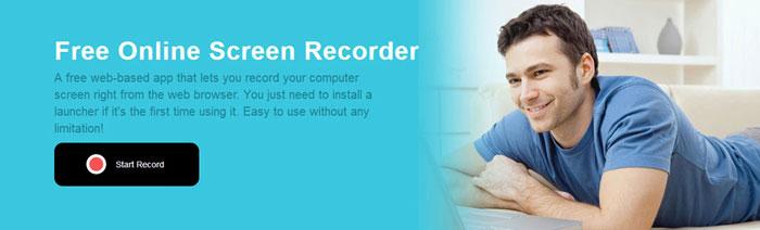 Macdvd online Screen Recorder