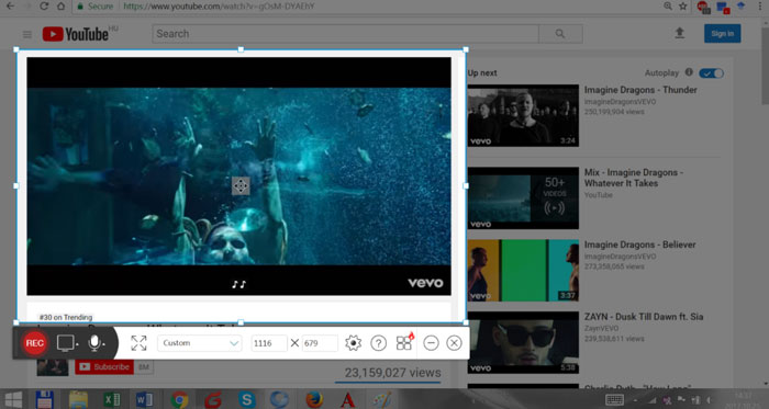 Record Live Stream Video with Macdvd