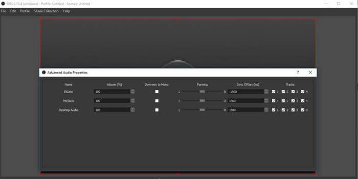 Live Stream Video Recorder - OBS