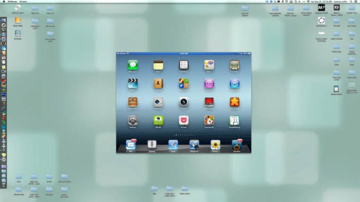 Top 8 iPhone Game Recorder - Air Server