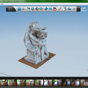 123D Catch - Free  3D Printer Software