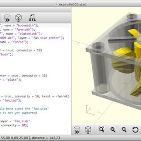 OpenSCAD - 3D Printing CAD Software