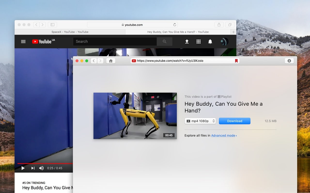 Simple YouTube Downloader for Mac